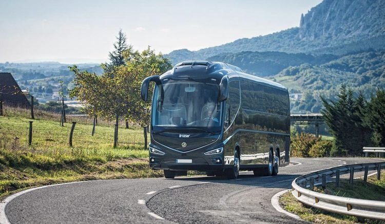 El Irizar i8 ganó el Coach of the Year 2018